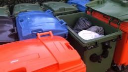 Foto vakgebied Afvalstoffen